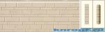 Панель облицовочная UNIPAN цвет  AE1-001 380038016 мм