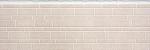 Панель облицовочная unipan Г1 цвет am1-017 3800x380x16 мм