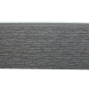 Панель облицовочная unipan НГ цвет ak10-001 3800x380x16 мм