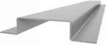Профиль К вертикальный основной 100x22x1,2 (L3 мп)