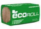 Минвата  Экорoлл плита 50(100) пл12 50x610x1230мм,1-8(16)шт, 0,60м3 (12 квм) аналог ДОМ