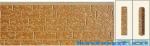 Панель облицовочная UNIPAN цвет AC2-002 3800x380x16 мм