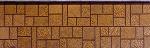Панель облицовочная ХАНЬИ Г2 цвет AE5-005 3800x380x16 мм