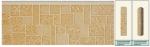 Панель облицовочная ханьи Г2 цвет ae5-004 3800x380x16 мм