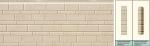 Панель облицовочная ханьи Г2 цвет ae1-001 3800x380x16 мм